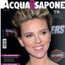 Scarlett Johansson - Acqua & Sapone Magazine Cover [Italy] (June 2015)