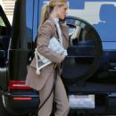 Rosie Huntington Whiteley – Out in Beverly Hills
