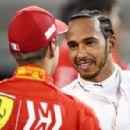 Bahrain GP Qualifying 2019