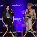 Ellen Page – Netflix & Chills Panel at 2018 New York Comic Con - 454 x 337