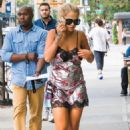 Rita Ora – Returns to the Bowery Hotel in NYC