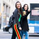 Victoria Justice – Out at Gramercy Park in NYC