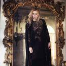 Valentina Zeliaeva - Elle Magazine Pictorial [Russia] (December 2015)