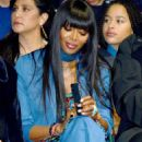 Naomi Campbell – Burberry Fashion Show 2018 in London - 454 x 629