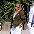 Gwyneth Paltrow – Arriving in the Amalfi Coast - 454 x 750