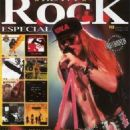 Heavy Rock Magazine Cover [Spain] (December 2010)
