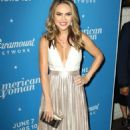 Chrishell Stause – Photocall for American Woman Premiere Party In Los Angeles - 454 x 743