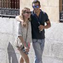 María Valverde and Mario Casas