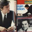Alain Delon - Roadshow Magazine Pictorial [Japan] (June 1974) - 454 x 348