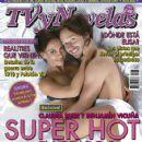 Benjamín Vicuña, Claudia Burr - TV Y Novelas Magazine Cover [Chile] (17 June 2009)