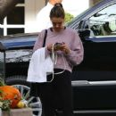 Alessandra Ambrosio – Out and about in Santa Monica