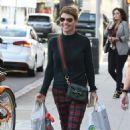 Lori Loughlin – Shopping at Rite Aid in Beverly Hills - 454 x 681