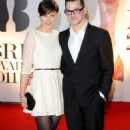 Matt Willis and Emma Griffiths