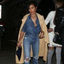 Jada Pinkett Smith – Seen after dining at Craig's Restaurant in West Hollywood