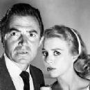 Inger Stevens and James Mason
