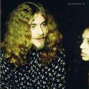Robert Plant and Maureen Wilson