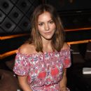 Katharine McPhee Tommy Bahama Hosts Private Event For Taylor Swift Concert In La