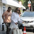 Serenay Sarikaya:  out and about (August 09, 2016)