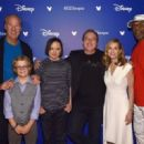 Holly Hunter – D23 Expo 2017 in Anaheim - 454 x 320
