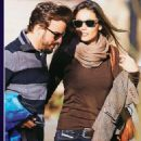 Fernando Alonso, Lara Álvarez - Hola! Magazine Pictorial [Spain] (4 February 2015)