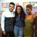 Keke Palmer and Quincy Brown - 454 x 454
