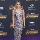 Olivia Holt – 'Avengers: Infinity War' Premiere in Los Angeles
