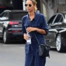 Leona Lewis – Leaving a hair salon in West Hollywood - 454 x 752