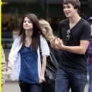 Hutch Dano and Selena Gomez