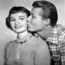 Gloria Talbott and John Smith