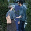 Kristen Wiig and boyfriend Fabrizio Moretti out in Los Angeles - 454 x 681
