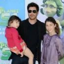 Dylan McDermott and Children