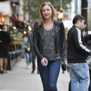 Emily VanCamp – Out in Tribeca in New York City 09/26/2016 - 454 x 679
