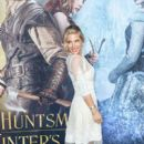 Elsa Pataky- Premiere of Universal Pictures' 'The Huntsman: Winter's War' - Red Carpet - 400 x 600
