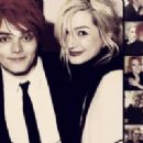 Gerard Way and Lyn-z Ballato - 240 x 200