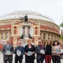 Roger Daltrey attends the launch of the Royal Albert Hall 'Walk Of Fame' at Royal Albert Hall on September 4, 2018 in London, England - 399 x 600