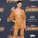 Evangeline Lilly – 'Avengers: Infinity War' Premiere in Los Angeles - 454 x 641