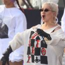 Christina Aguilera – Performing on NBC's 'Today' Show in New York
