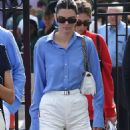 Kendall Jenner – Leaving the 2019 Wimbledon Tennis Championships in London