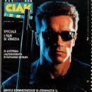 Arnold Schwarzenegger - Ciak Magazine Cover [Italy] (September 1991)
