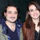 Vassilis Haralambopoulos and Lina Printzou - 454 x 418