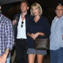 Tom Hiddleston- July 6, 2016- Taylor Swift and Tom Hiddleston Land at LAX