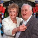 Angela Lansbury and Charles Durning