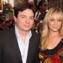 Mike Myers and Kelly Tisdale - 454 x 333