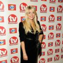 Holly Willoughby - TV Choice Awards 2010 At The Dorchester On September 6 In London, England - 454 x 728