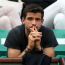 Grigor Dimitrov at French Open 2014