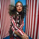 Tessa Thompson - W Magazine Pictorial [United States] (February 2015) - 454 x 566