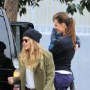 Teresa Palmer spotted in Los Angeles, California on January 10, 2017 - 454 x 569