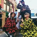 Amber Rose and Wiz Khalifa at the South by Southwest festival in Austin, Texas - March 13, 2014