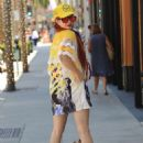 Phoebe Price – Shopping Candids in Beverly Hills - 454 x 684