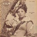 Joan Collins - Amor Film Magazine Cover [France] (21 December 1955)